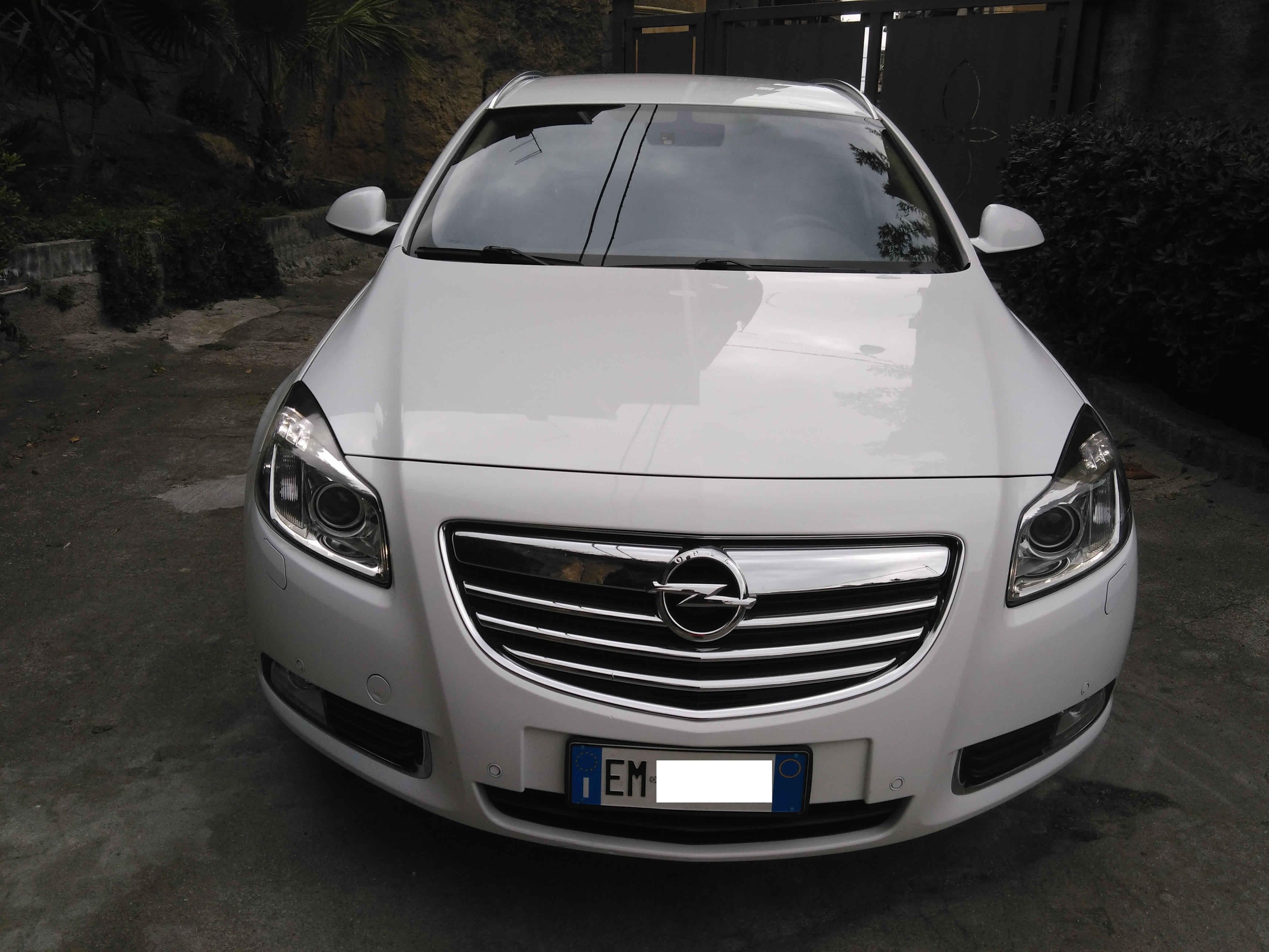 OPEL INSIGNIA COSMO AUTOMATICA!!! - €13.000