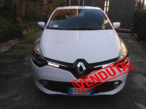 RENAULT CLIO 1.5 dCi - €8.600