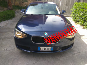 BMW SERIE 1 116d JOY 5P - €11.900