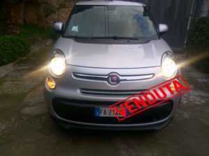 FIAT 500l 1.3 mjt POP STAR € - €10.500