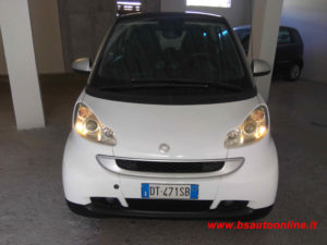SMART FORTWO 1000 TURBO - €4.300