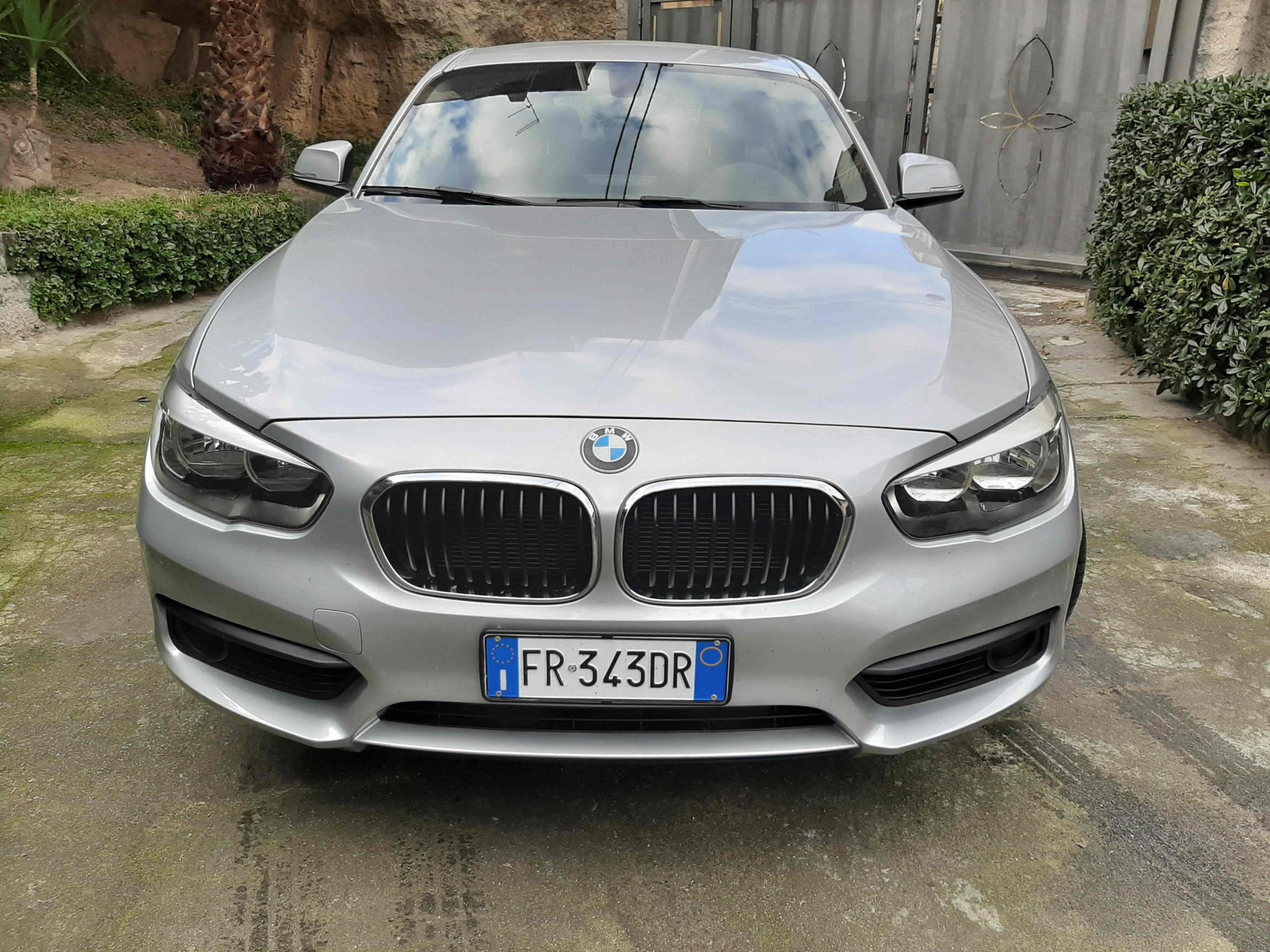 BMW 116d 2018  - €15.900