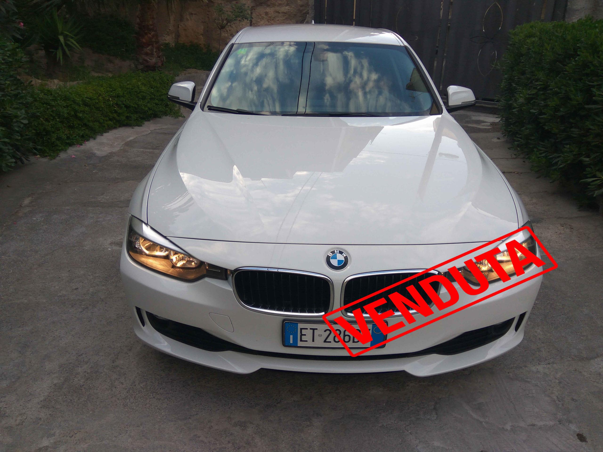 BMW 320d 163CV - €12.500