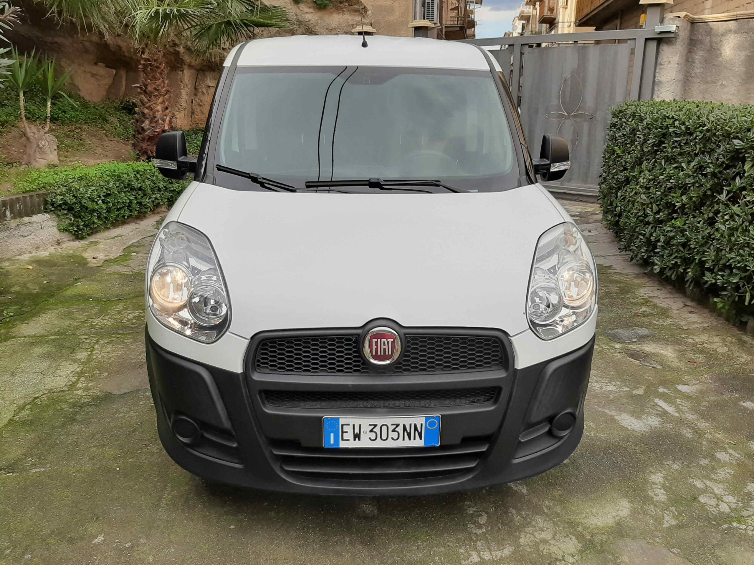 FIAT DOBLO 1.3 MJT 2014 - €6.000