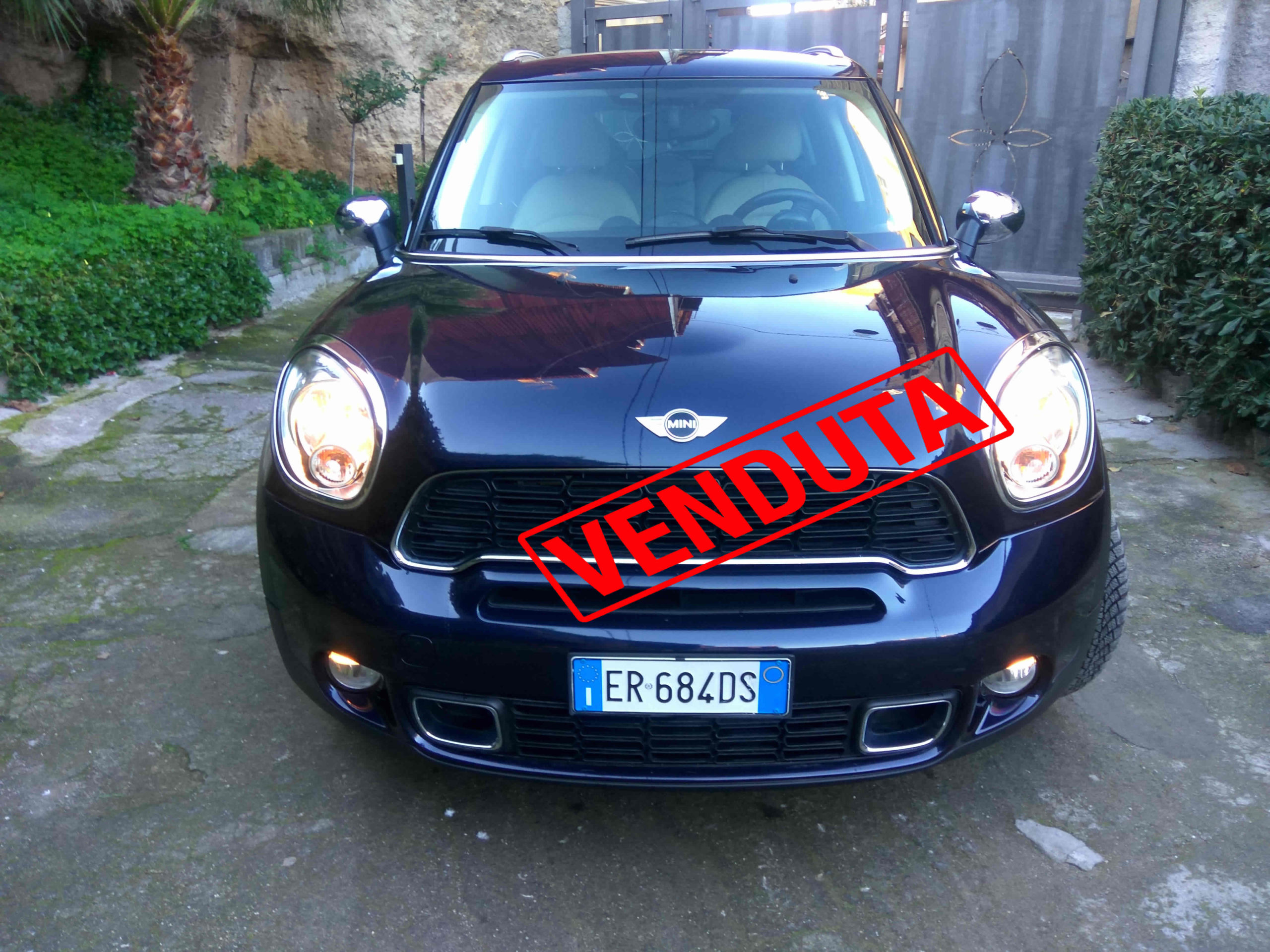 MINI COUNTRYMAN 2.0 SD ALL4 - €11.500