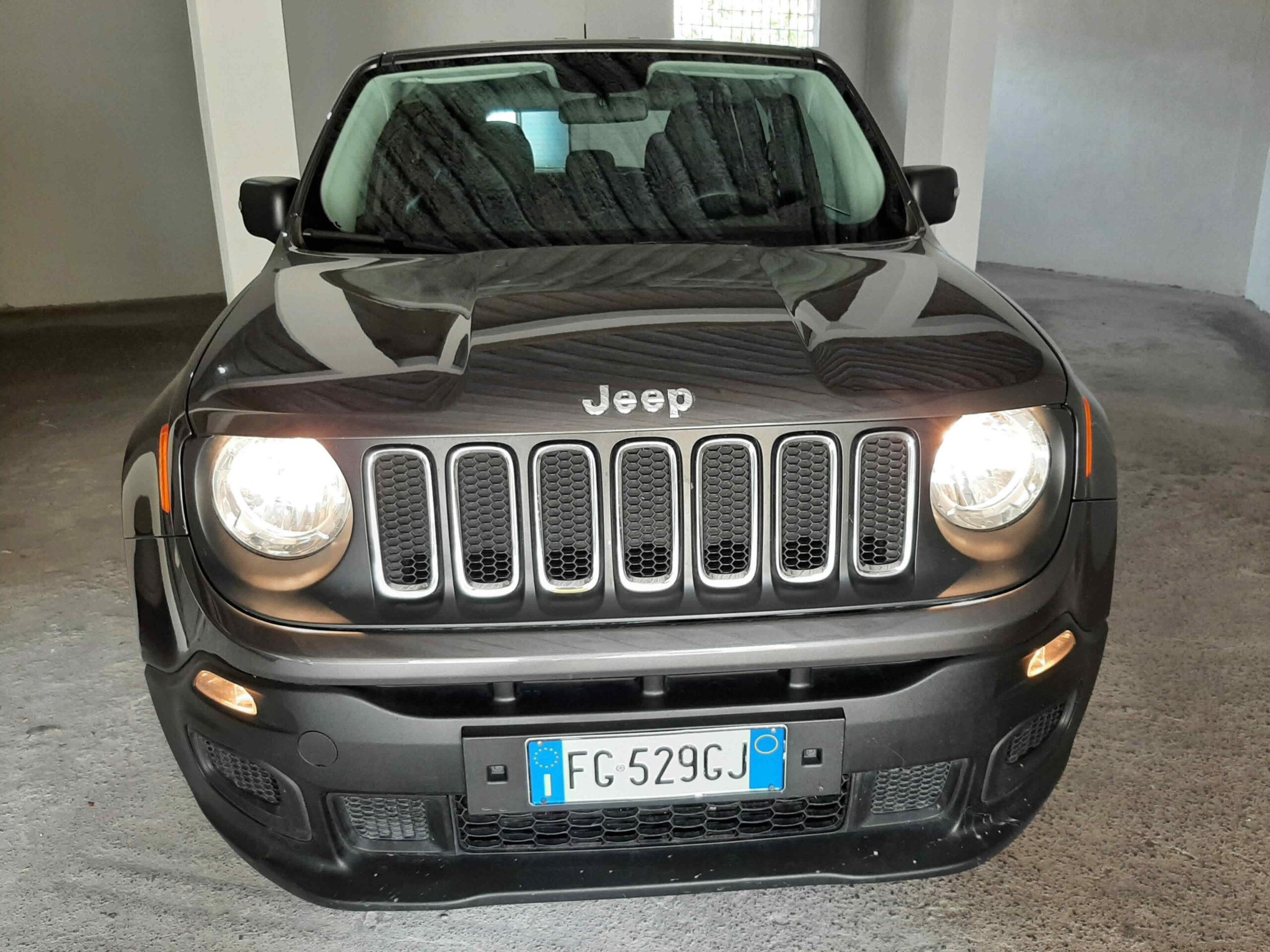 JEEP RENEGADE 2.0 MJT 120CV4X4 - €15.500