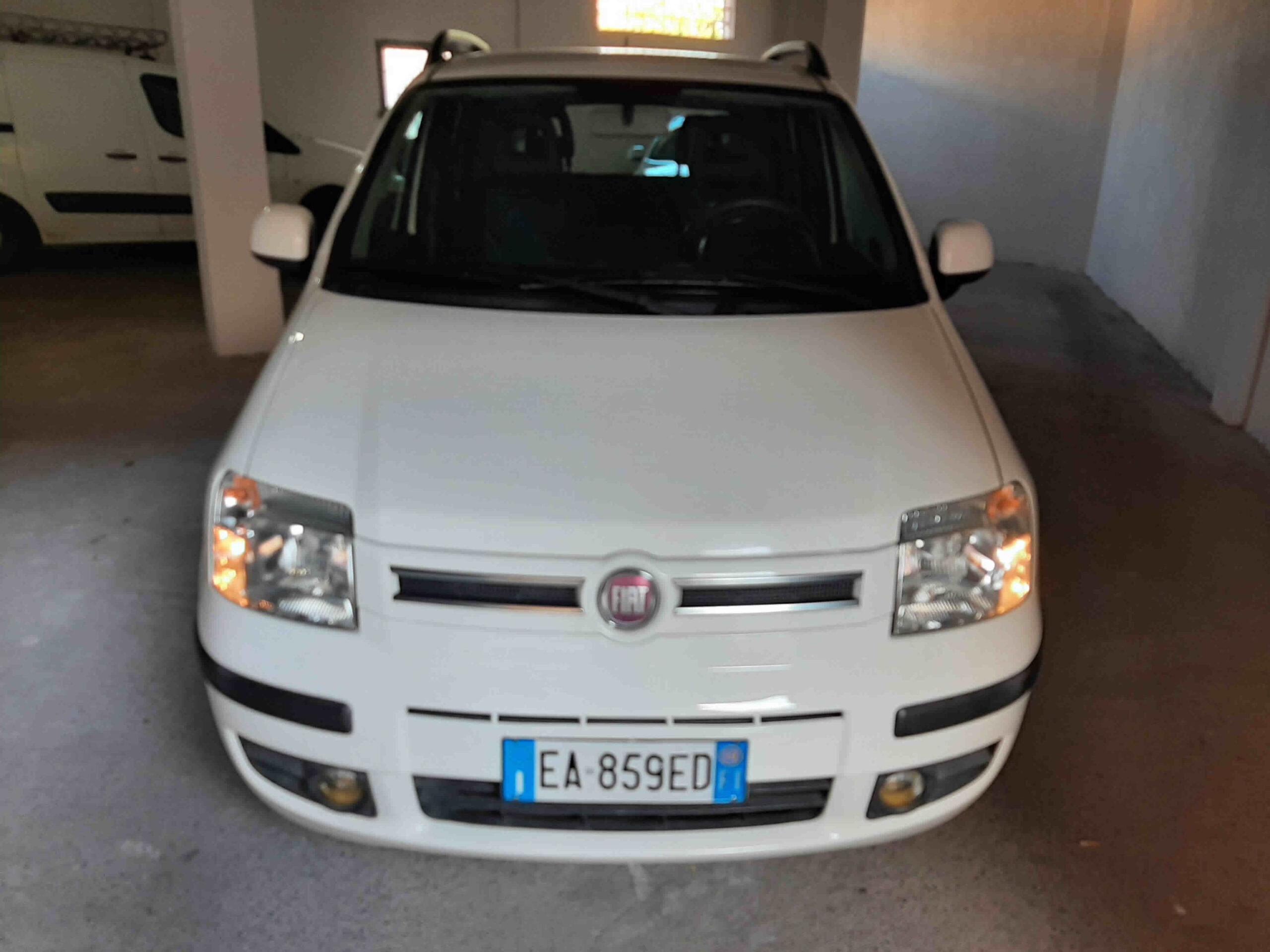 FIAT PANDA 1.2 69CV - €4.700